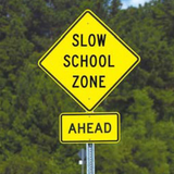 Pedestrian and School Traffic Signs   www.signslabelsandtags.com
