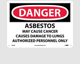 Public Health and Cancer Signs | www.signslabelsandtags.com