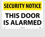 Security Signs | www.signslabelsandtags.com