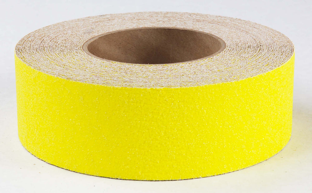 TAPE, ANTI-GRIT HVY DUTY, YLW, 2