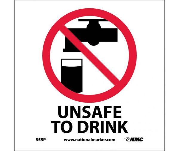 UNSAFE TO DRINK (W/GRAPHIC), 7X7, PS VINYL