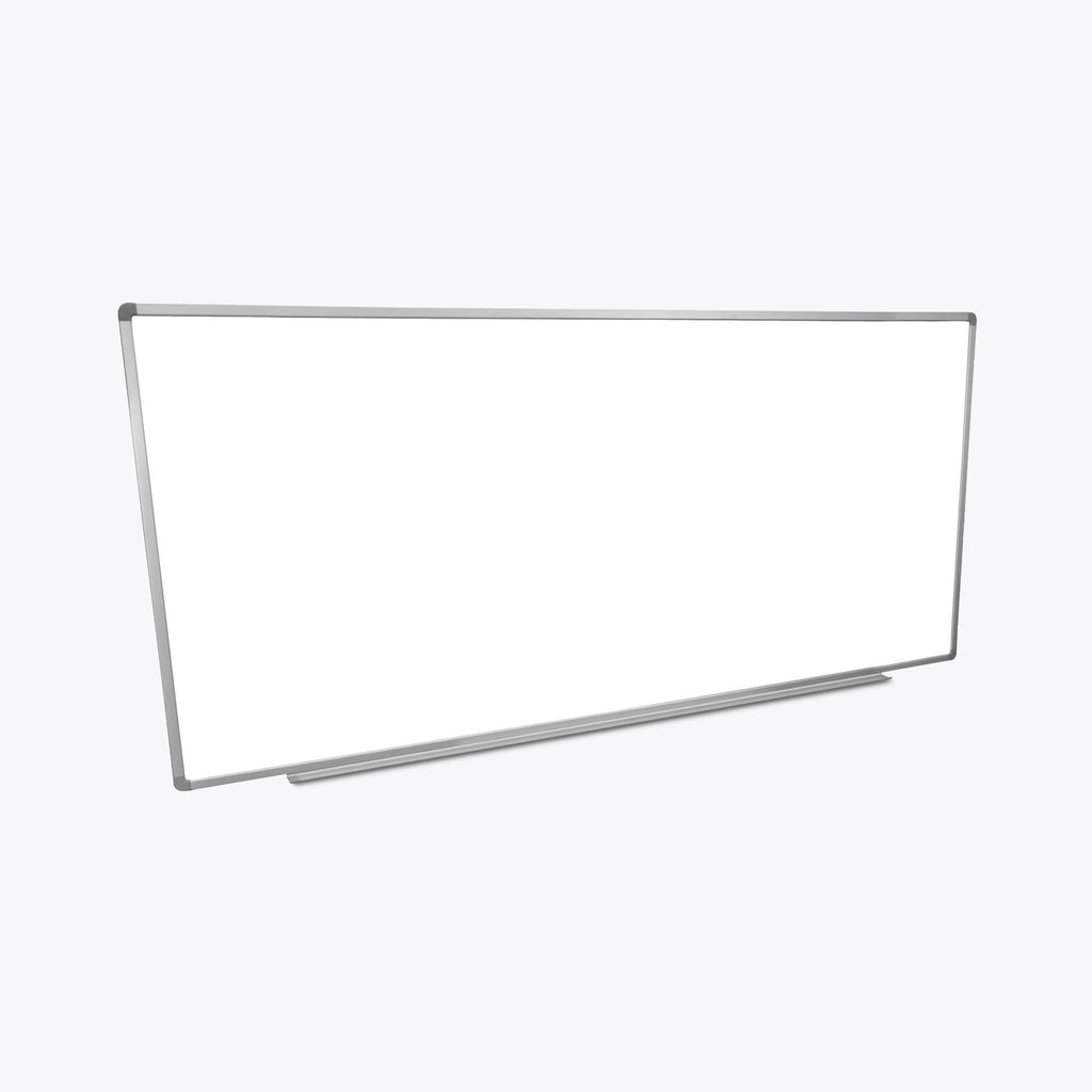 "96""x40"" Wall-mount Magnetic White Board"