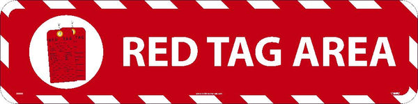 Red Tag Area Anti-Slip Cleats | WFS44 | 6