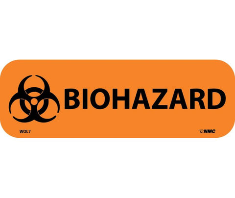 National Marker HazMat Labels