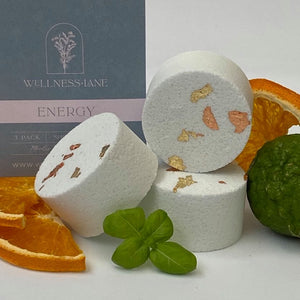 ENERGY Shower Steamers