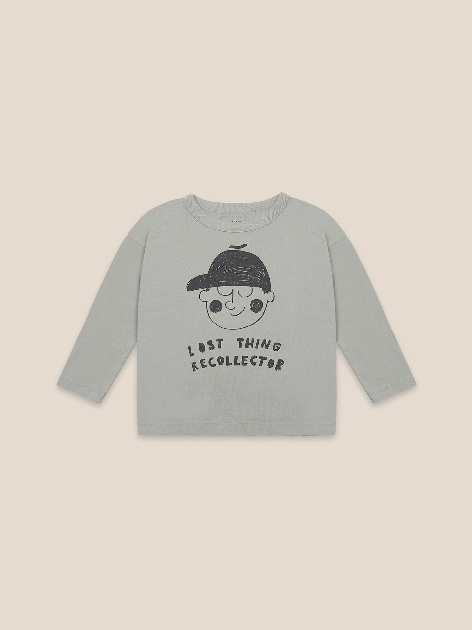 Boy Long Sleeve T-Shirt Bobo Choses