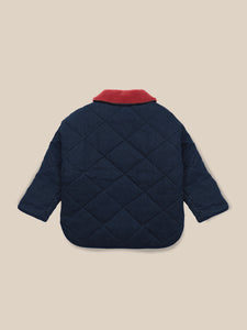 Bobo Choses Multicolor Quilted Jacket