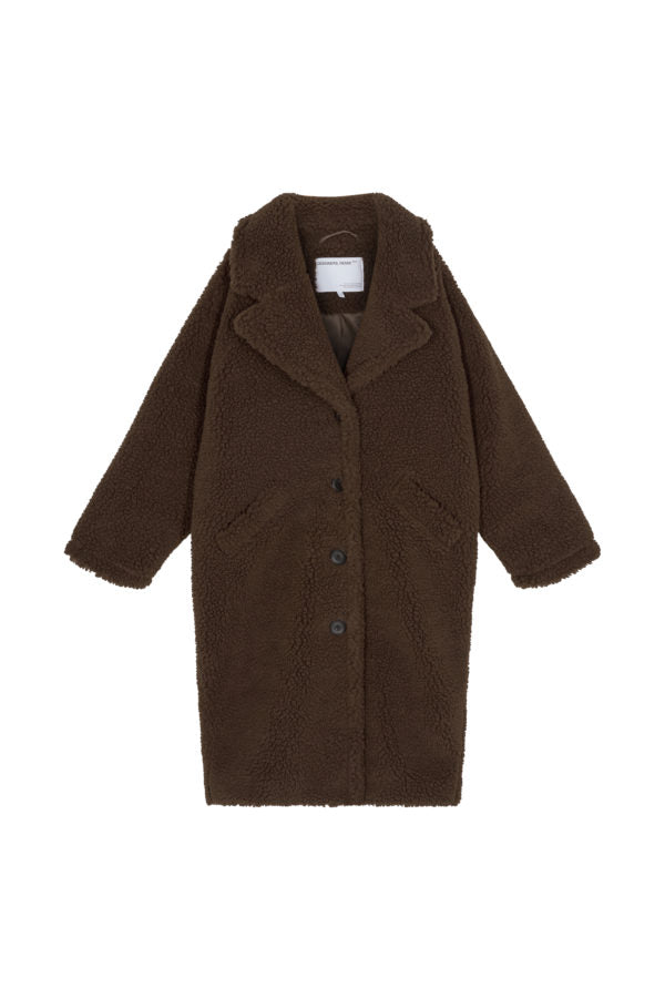 G Faro Brown Coat