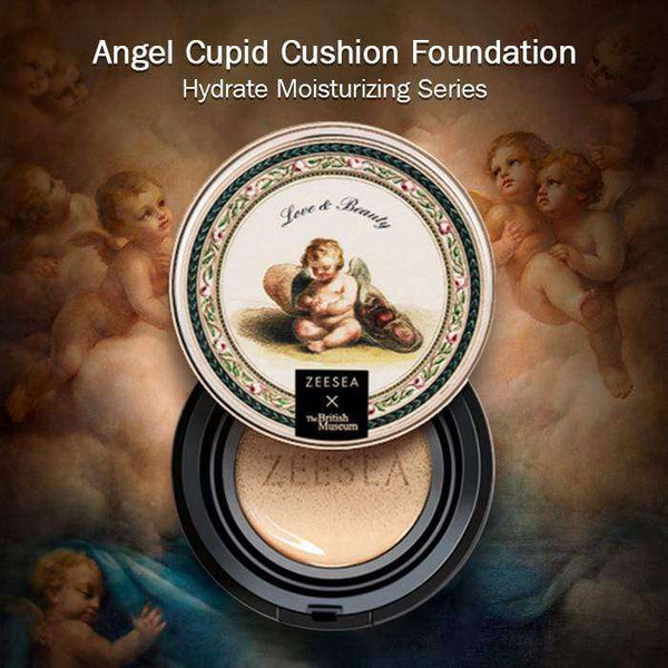 Angel Cupid Cushion Foundation-Hydrate Moisturizing Series-ZEESEA-THE ART OF COLOUR