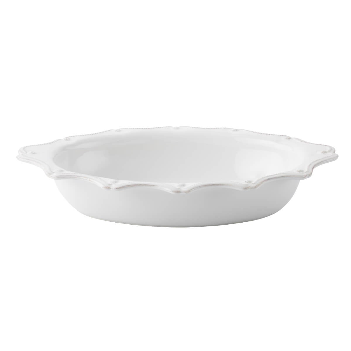 "Juliska - Berry & Thread Whitewash 18"" Oval Baker"