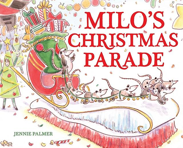 Book - Milo's Christmas Parade