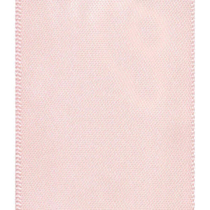 Caspari - Solid Light Pink Wired Ribbon - 9 Yard Spool