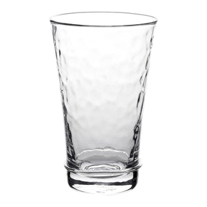 "Juliska - Large Tumbler Carine Clear 6""H"