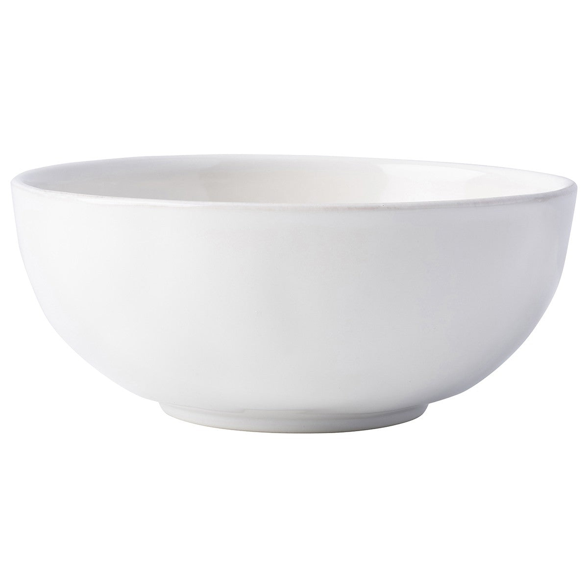 Juliska - Puro Whitewash  Cereal/Ice Cream Bowl