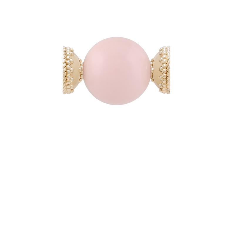 Clara Williams - Victoire 20mm Centerpiece - Reconstituted Pink Coral