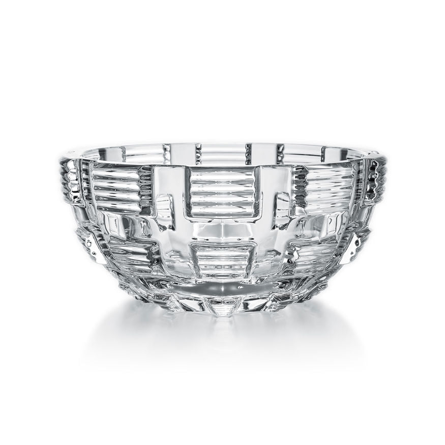 Baccarat - Crystal Heritage Check Crystal Bowl 1921