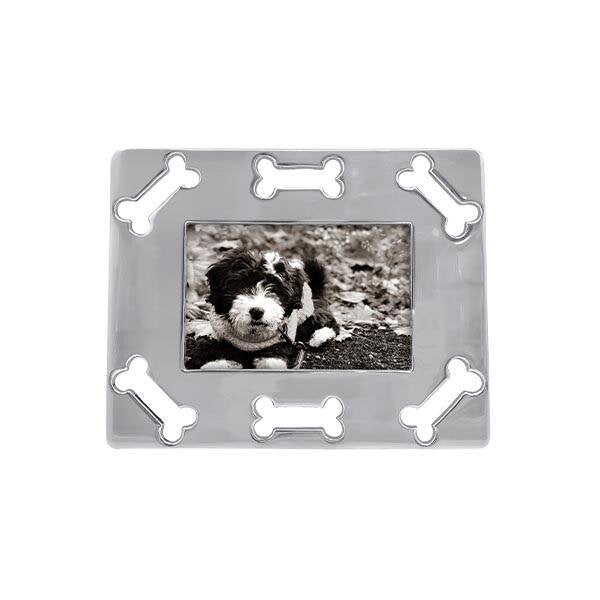 Mariposa - Open Dog Bone Border 4x6 Frame