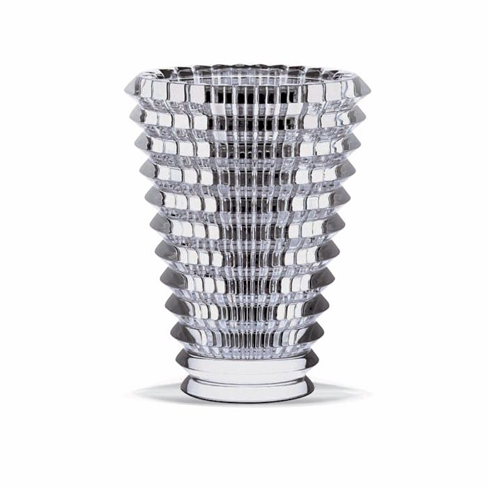 Baccarat - Eye Vase Small Clear