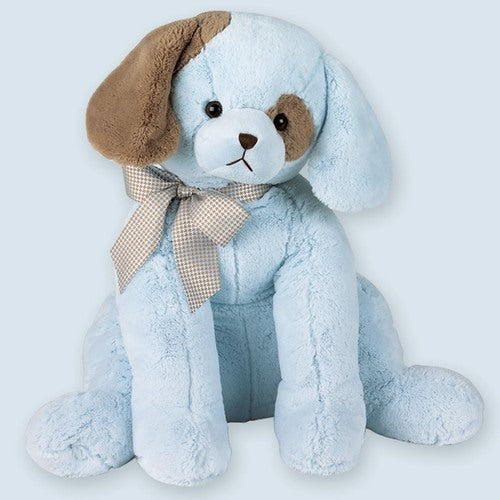 Bearington Baby - Light Blue Cuddly Waggles