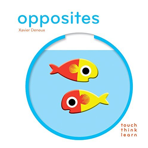 Book - TouchThinkLearn: Opposites