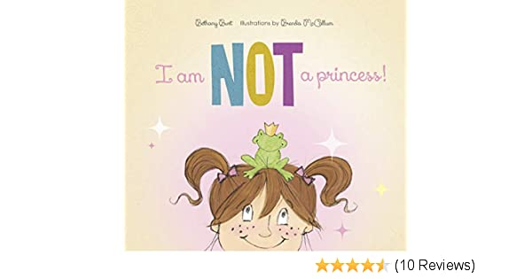 Book - I Am Not A Princess!