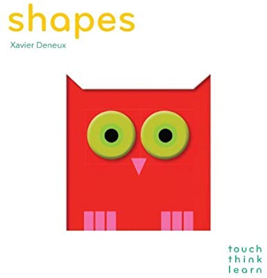 Book - TouchThinkLearn: Shapes