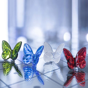 Baccarat - Papillon Lucky Butterfly - Red