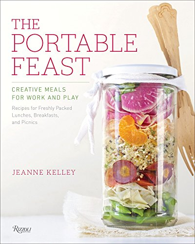 Book - The Portable Feast: Creative Meals for Work and Play