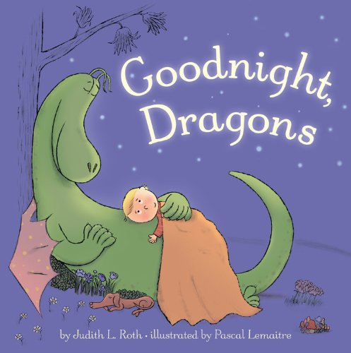 Book - Goodnight Dragons