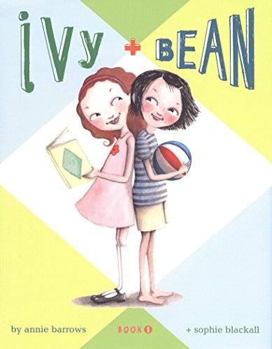 Book - Ivy + Bean - Book 1