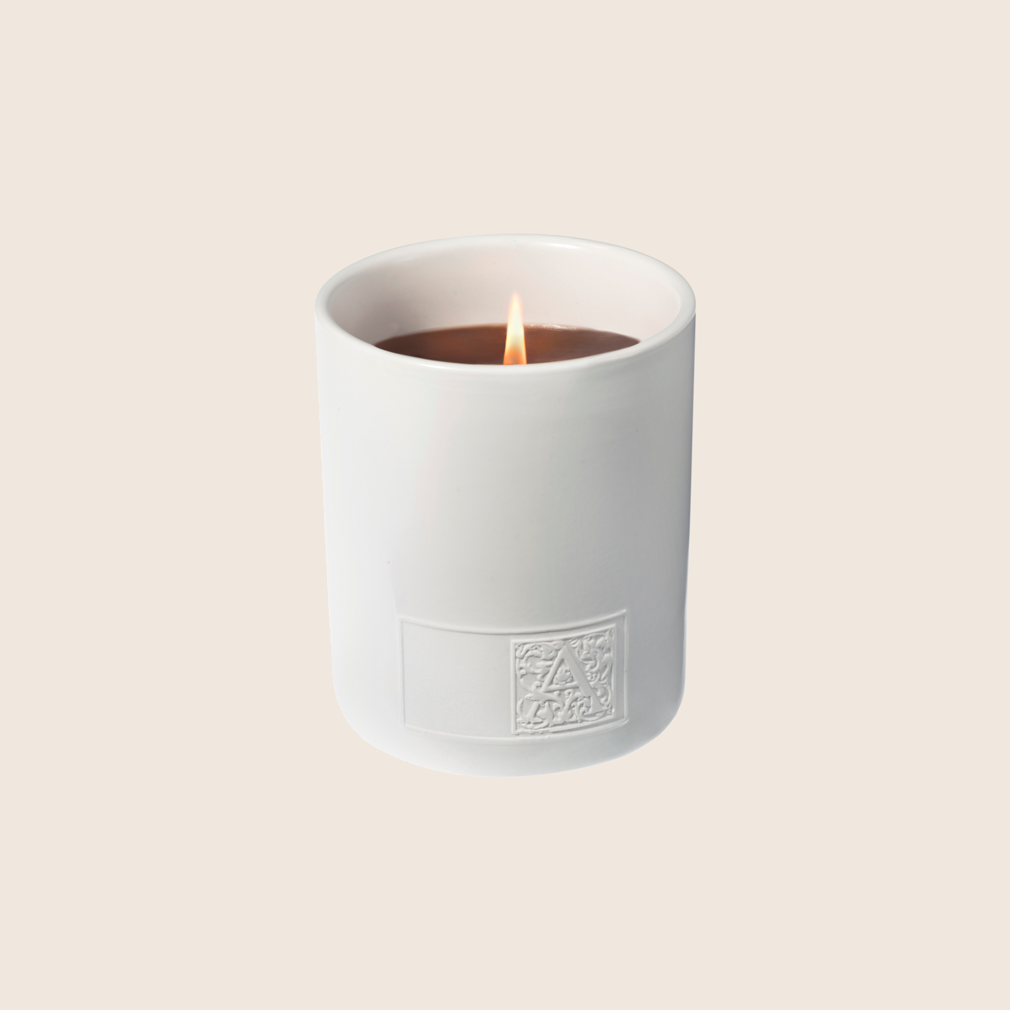 Aromatique - Cinnamon Cider Ceramic Candle
