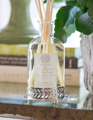 Antica Farmacista - Diffuser - Cucumber & Lotus Flower