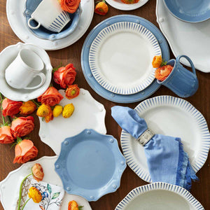 Juliska - Berry & Thread Chambray Dinner Plate