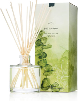 Thymes - Reed Diffuser - Eucalyptus