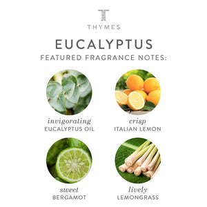 Thymes - Body Wash - Eucalyptus