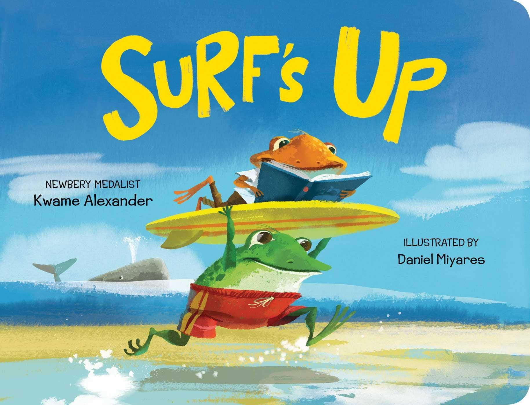 Book - Surf's Up