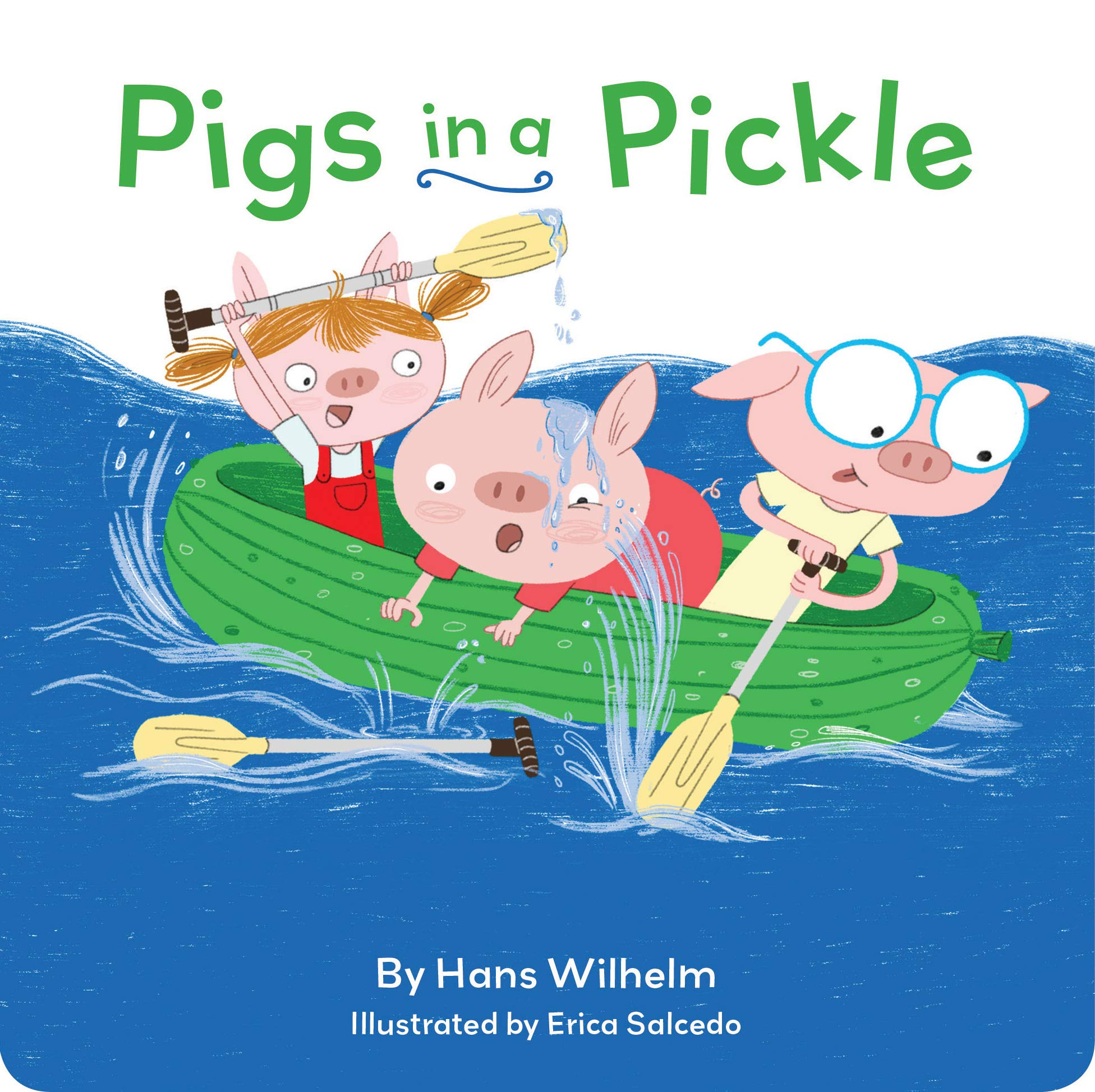 Book - Pigs in a Pickle