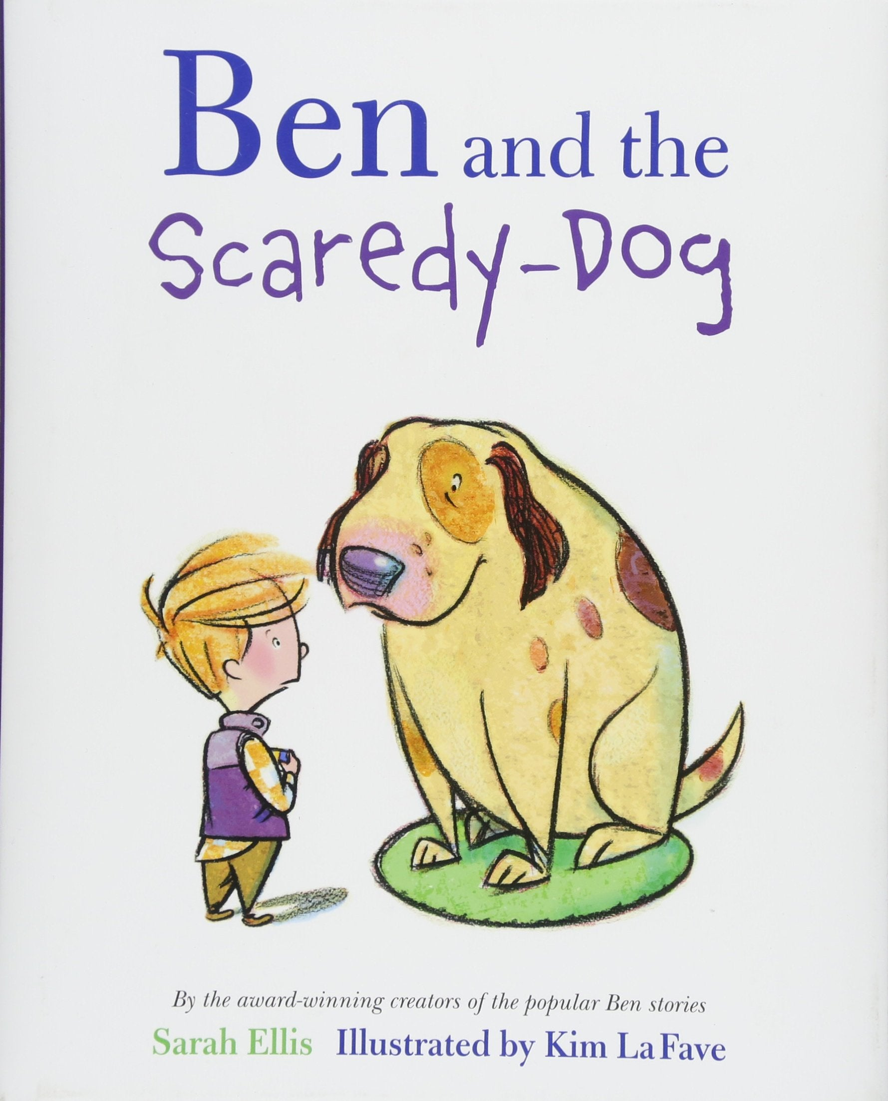 Book - Ben and the Scaredy-Dog