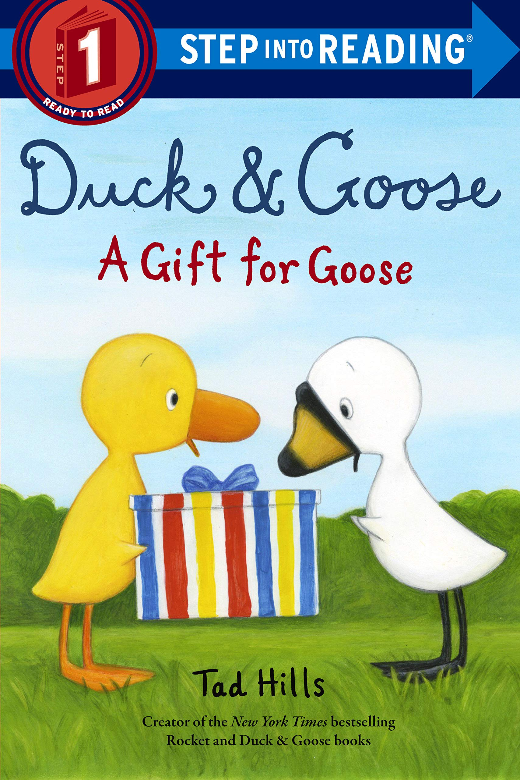 Book - Duck & Goose: A Gift for Goose