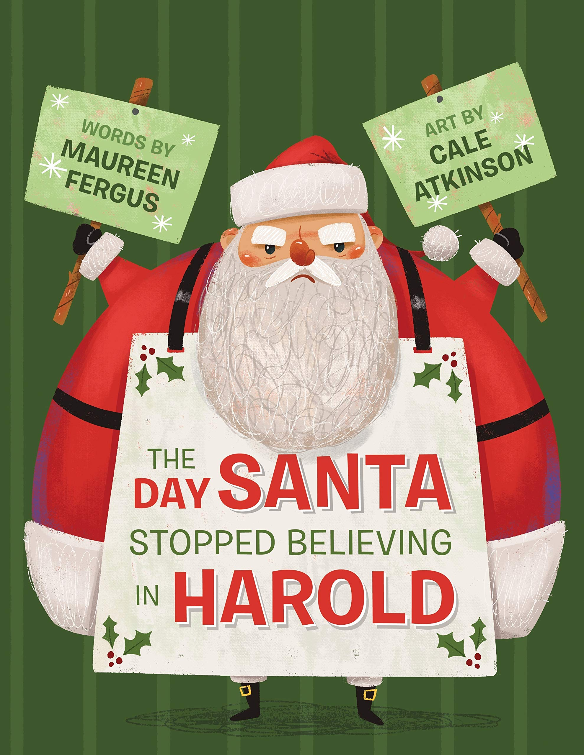 Book - The Day Santa Stopped Believing in Harold
