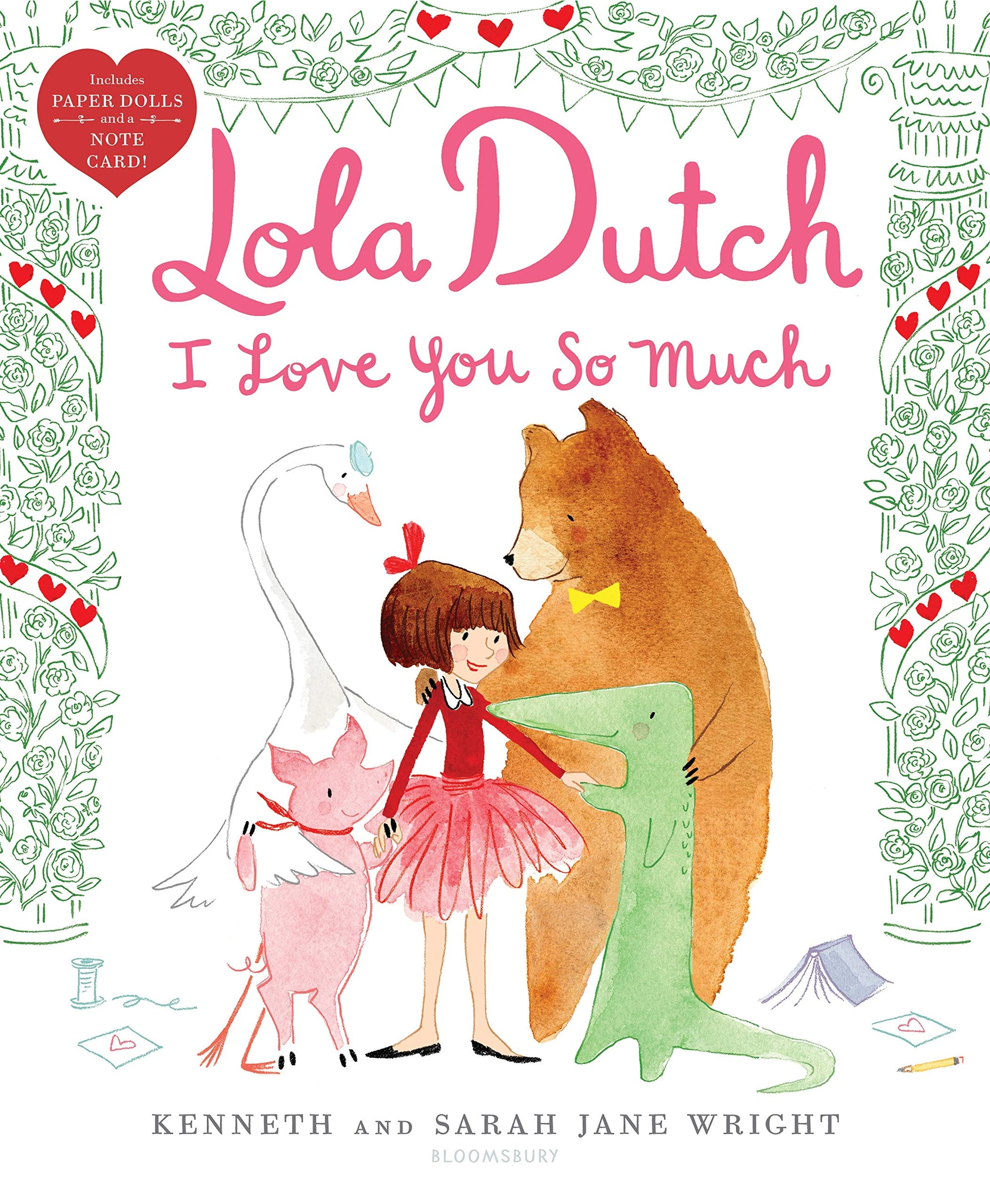 Book - Lola Dutch - I Love You So Much
