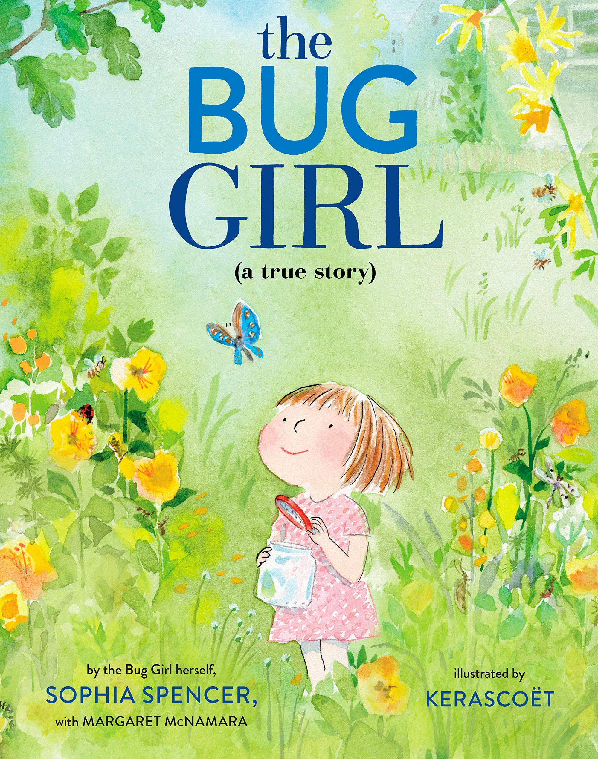 Book - The Bug Girl: A True Story