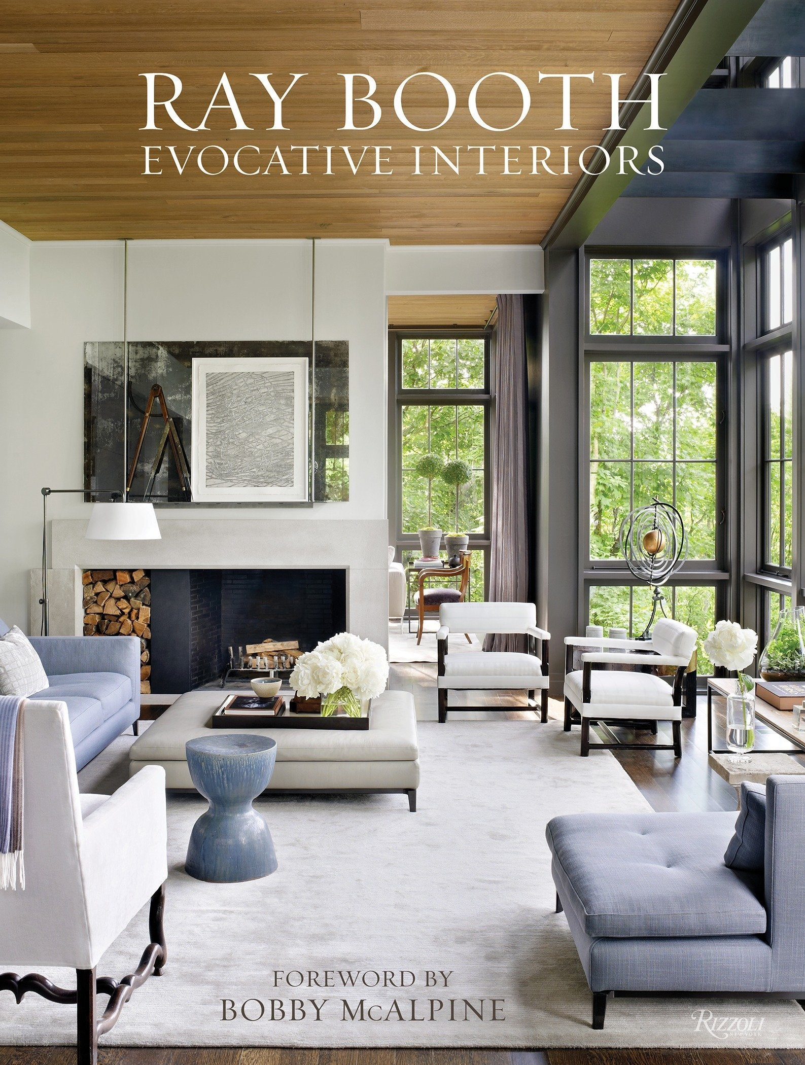 Book - Ray Booth Evocative Interiors