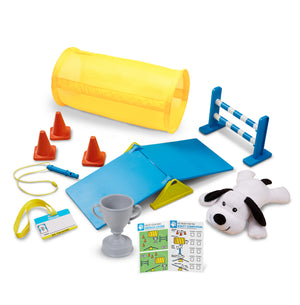 Melissa & Doug - Tricks & Training Puppy School Play Set