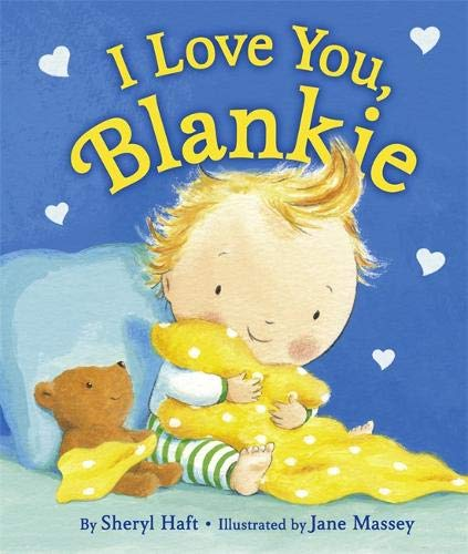 Book - I Love You, Blankie