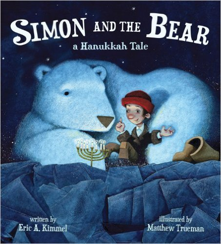 Book - Simon and the Bear: A Hanukkah Tale