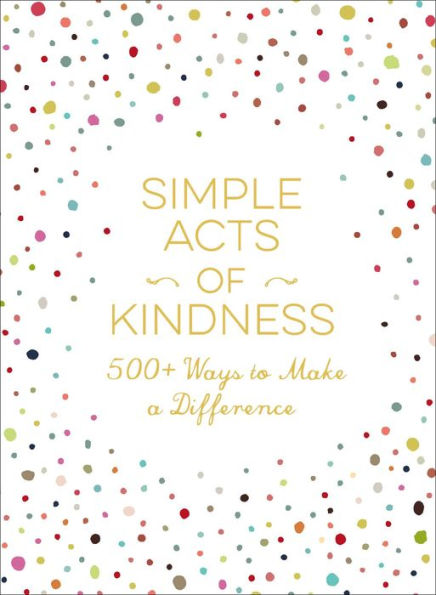 Book - Simple Acts of Kindness