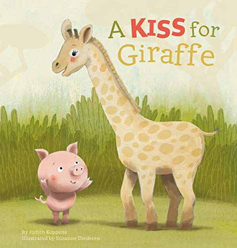 Book - A Kiss for Giraffe