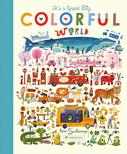 Book - It's A Great Big Colorful World