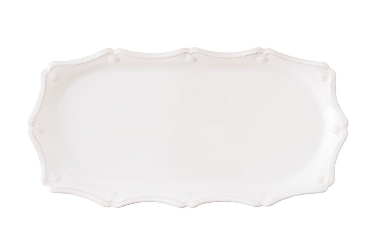 Juliska - Berry & Thread Whitewash Hostess Tray
